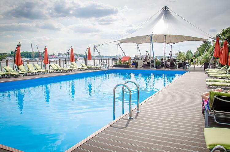 Тепловые насосы для открытых басейнов