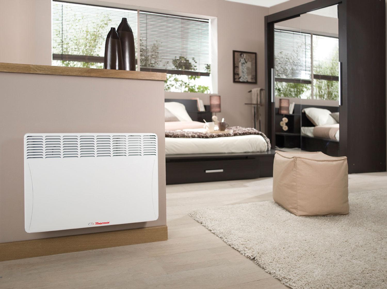 Обогрев дома с помощью электрических радиаторов